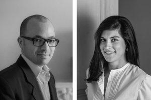portraits Louis-Marie et Claire Vincent