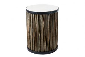 Tabouret, table de chevet Hamadryade