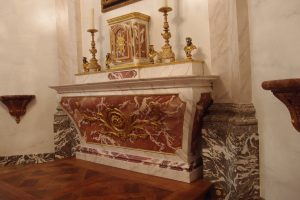 Chapelle château du Medoc