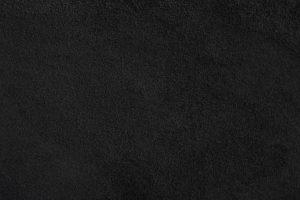 peaux velours daim noir
